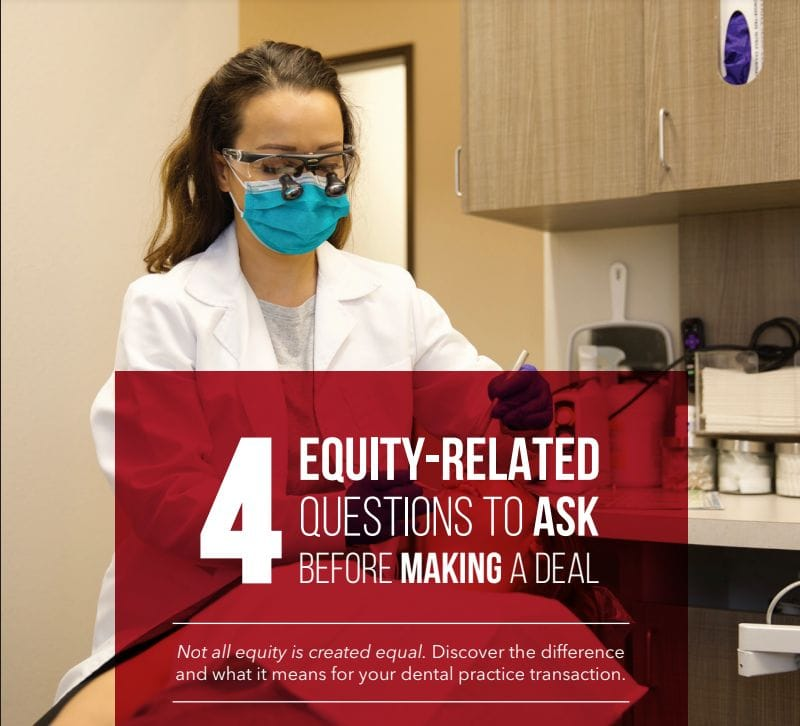 Dental Practice Management Company MBDental Homepage Equity Related Questions to Ask Before Making A Deal
